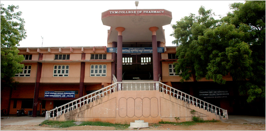 Togari Veeramallappa Memorial College of Pharmacy